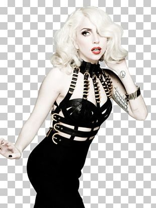 Lady Gaga Fame Born This Way PNG