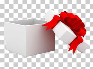 Paper Gift Decorative Box Christmas PNG