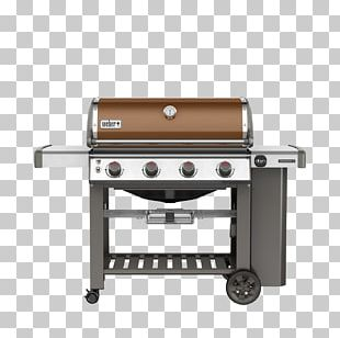 Barbecue Weber Genesis II E-410 Propane Liquefied Petroleum Gas Gasgrill PNG
