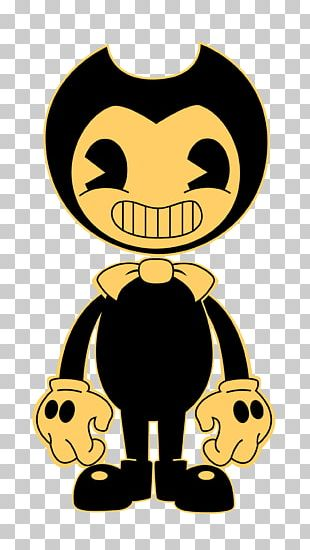 Bendy And The Ink Machine Video Game Player Character TheMeatly Games PNG