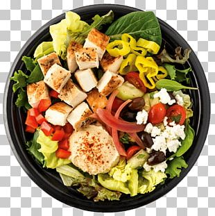 Greek Salad Caesar Salad Chicken Salad Greek Cuisine Spinach Salad PNG