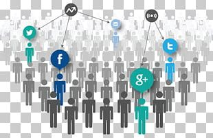 Social Media Marketing Social Network Advertising PNG
