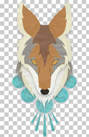 Coyote Canidae Dog Day Of The Dead Death PNG