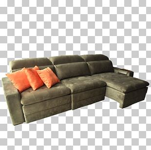 Sofa Bed Couch Chaise Longue Product Design PNG