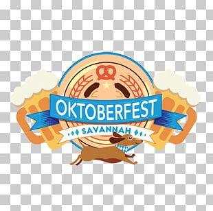 The Savannah Waterfront Association Oktoberfest Bacon Festival Printing PNG