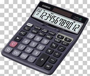Calculator Casio BASIC Office Supplies Calculation PNG