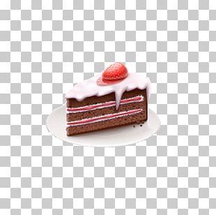 Tart Petit Four Strawberry Cream Cake Cupcake Icing PNG