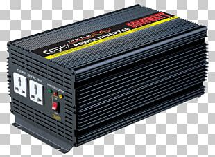 Battery Charger Power Inverters Solar Inverter Electronics Electric Power PNG