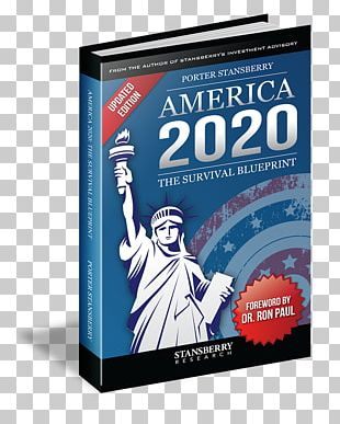 America 2020: The Survival Blueprint United States Book Amazon.com Stansberry Research PNG