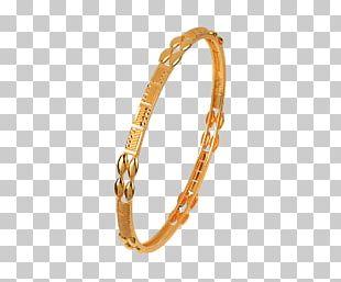 Bangle Earring Bracelet Gold Jewellery PNG