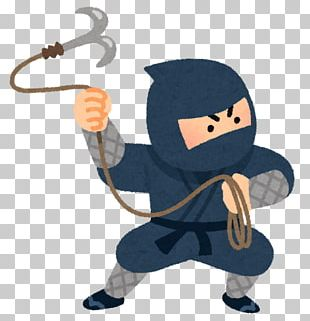 Ninja Grappling Hook Sarutobi Sasuke Kusarigama Rope PNG
