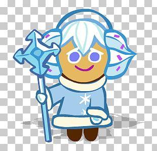 Snow Sugar Cookie Run PNG