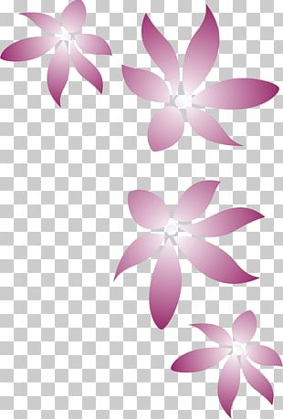 Painting Petal Desktop PNG