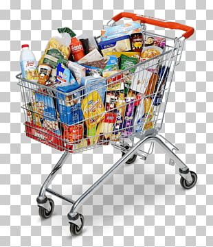 Shopping Cart Hypermarket Supermarket Wagon PNG