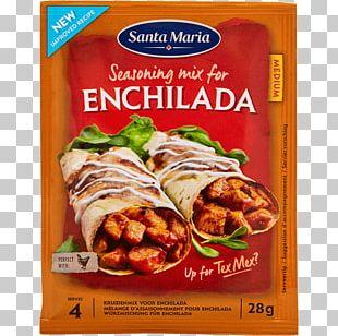 Enchilada Taco Fajita Tex-Mex Burrito PNG