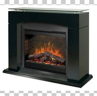 Electric Fireplace Fireplace Insert Fireplace Mantel GlenDimplex PNG