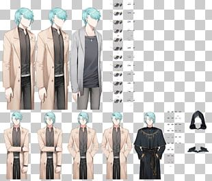 Mystic Messenger Sprite Video Game Web Resource PNG