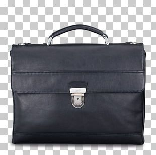 Tasche Leather Briefcase Laptop Bag PNG