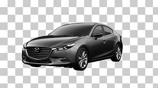 2017 Mazda3 2018 Mazda3 Car 4 Door PNG