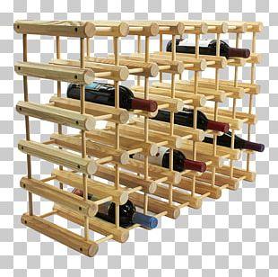 Wine Racks Shelf Bottle Furniture PNG