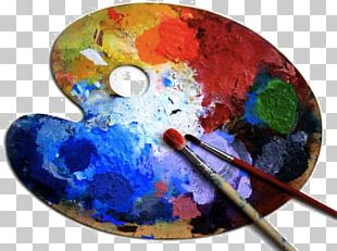 Artist Palette Painting Art Exhibition PNG