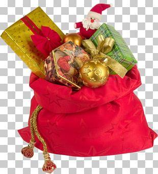 Ded Moroz Santa Claus Gift Christmas Saint Nicholas Day PNG