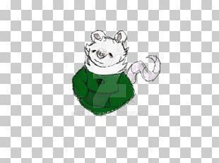 Frog Character Cartoon Font PNG