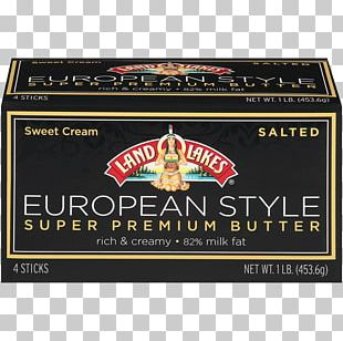 Land O'Lakes Cream Unsalted Butter Kerrygold PNG