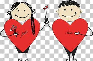 Love Valentine's Day Romance PNG