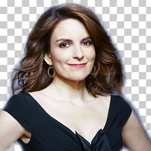 Tina Fey 30 Rock Bossypants Comedian Television Producer PNG