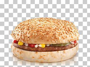 Cheeseburger Whopper Hamburger Fast Food Breakfast Sandwich PNG