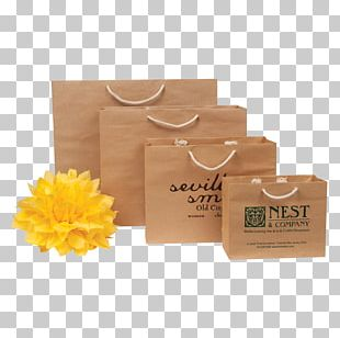 Paper Shopping Bags & Trolleys Tote Bag Packaging And Labeling PNG