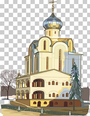 Saint Basils Cathedral Temple Eastern Orthodox Church Architecture PNG