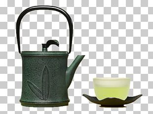 Green Tea Oolong Huangshan Maofeng Teapot PNG