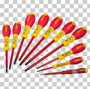 Wiha Tools Stanley Hand Tools Screwdriver Stanley FatMax PNG