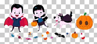 Halloween Trick-or-treating Candy PNG