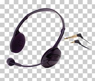 Microphone Headphones Headset Sound Audio PNG