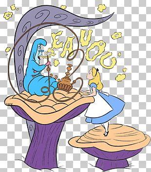 Caterpillar Alice's Adventures In Wonderland White Rabbit Queen Of Hearts Cheshire Cat PNG