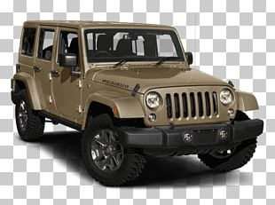 2018 Jeep Wrangler JK Unlimited Rubicon Chrysler Dodge Ram Pickup PNG