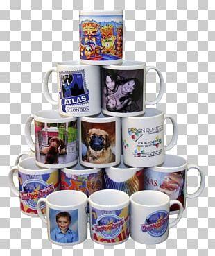 Printing Mug Advertising Dye-sublimation Printer Business PNG