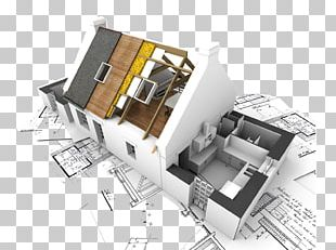 3D Computer Graphics Building 3D Floor Plan PNG
