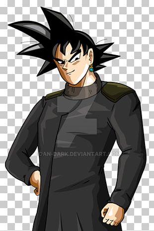 Goku Black Super Saiyan PNG