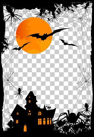 Halloween Adobe Illustrator Illustration PNG