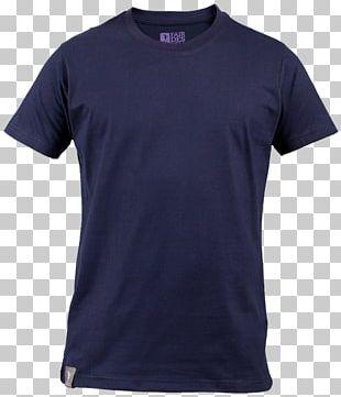 T-shirt Navy Blue Polo Shirt Sweater PNG