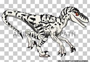 Velociraptor Tyrannosaurus Jurassic Park Indominus Rex Dinosaur PNG