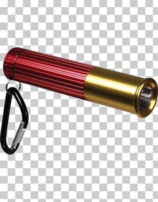 Flashlight Shotgun Shell PNG