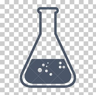 Laboratory Flasks Chemistry Erlenmeyer Flask Laboratory Glassware PNG