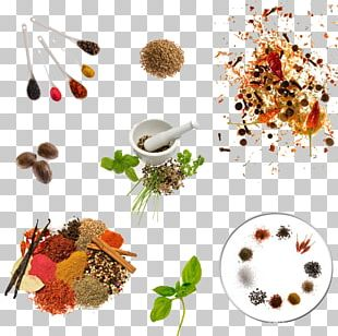 Spice Kitchen Cooking Ingredient Food PNG