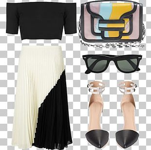 Fashion Accessory Suede Lyst Skirt PNG