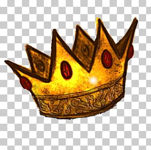 Crown Cartoon King PNG
